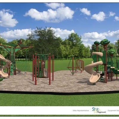 Silo Park Playground Replacement Page 4