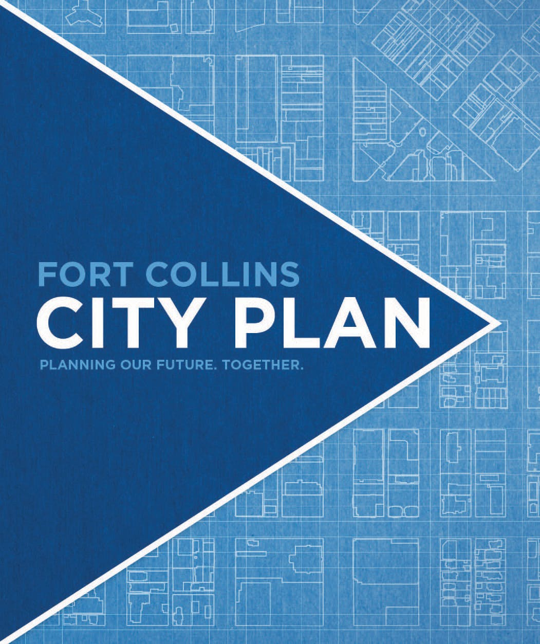 City plan sticker