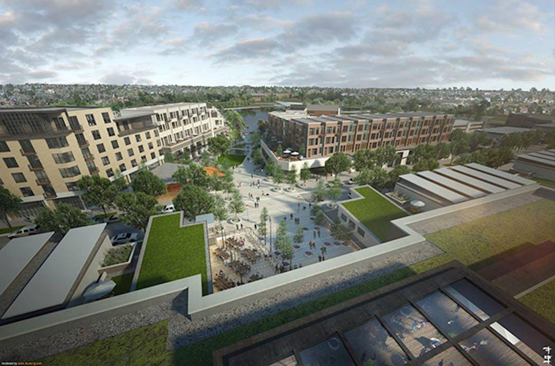 Civic Center Development City Of Broomfield