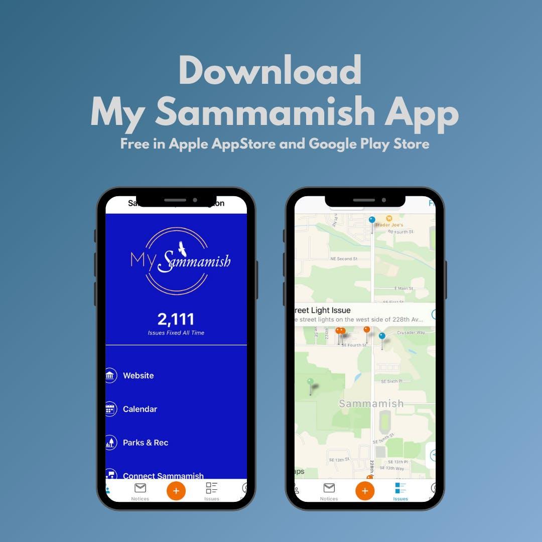 My Sammamish App