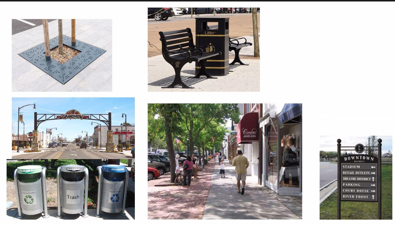 Main Street Elements--Inspiration