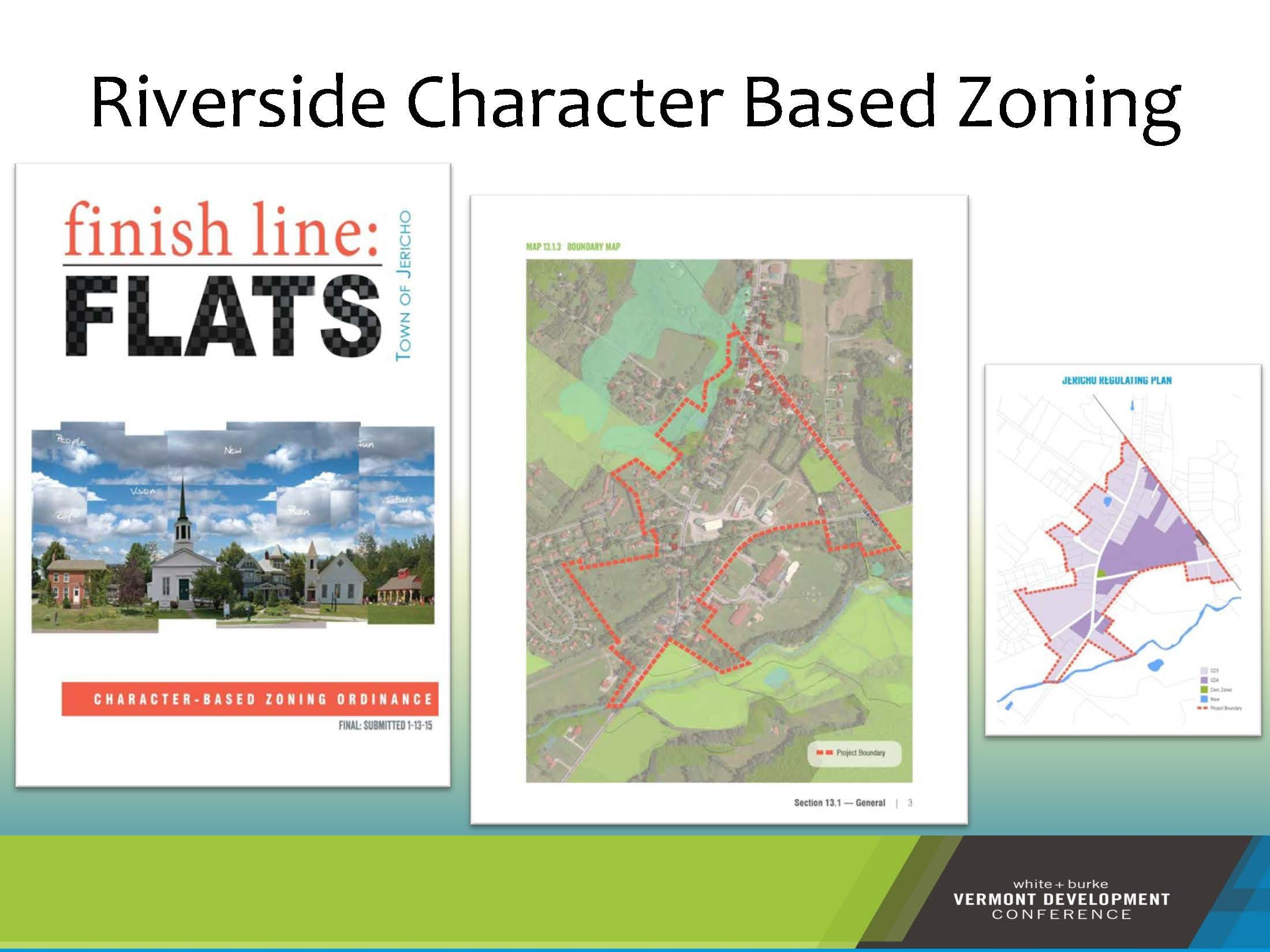 Charater Based Zoning Area