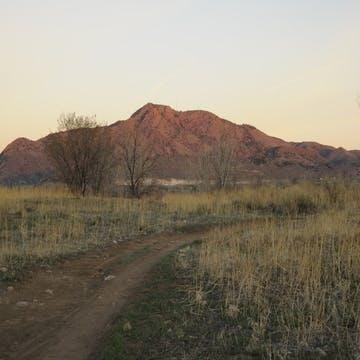 Mount Carbon Trail Project