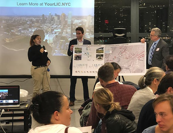Resiliency and Public Open Space Workshop