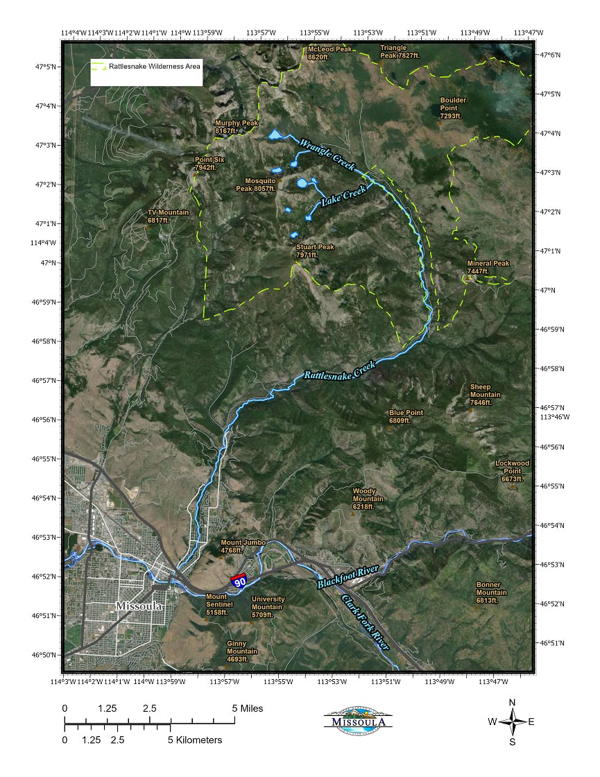 Rattlesnake Overview Map.png