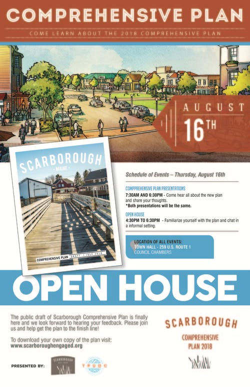 Scarborough Open House
