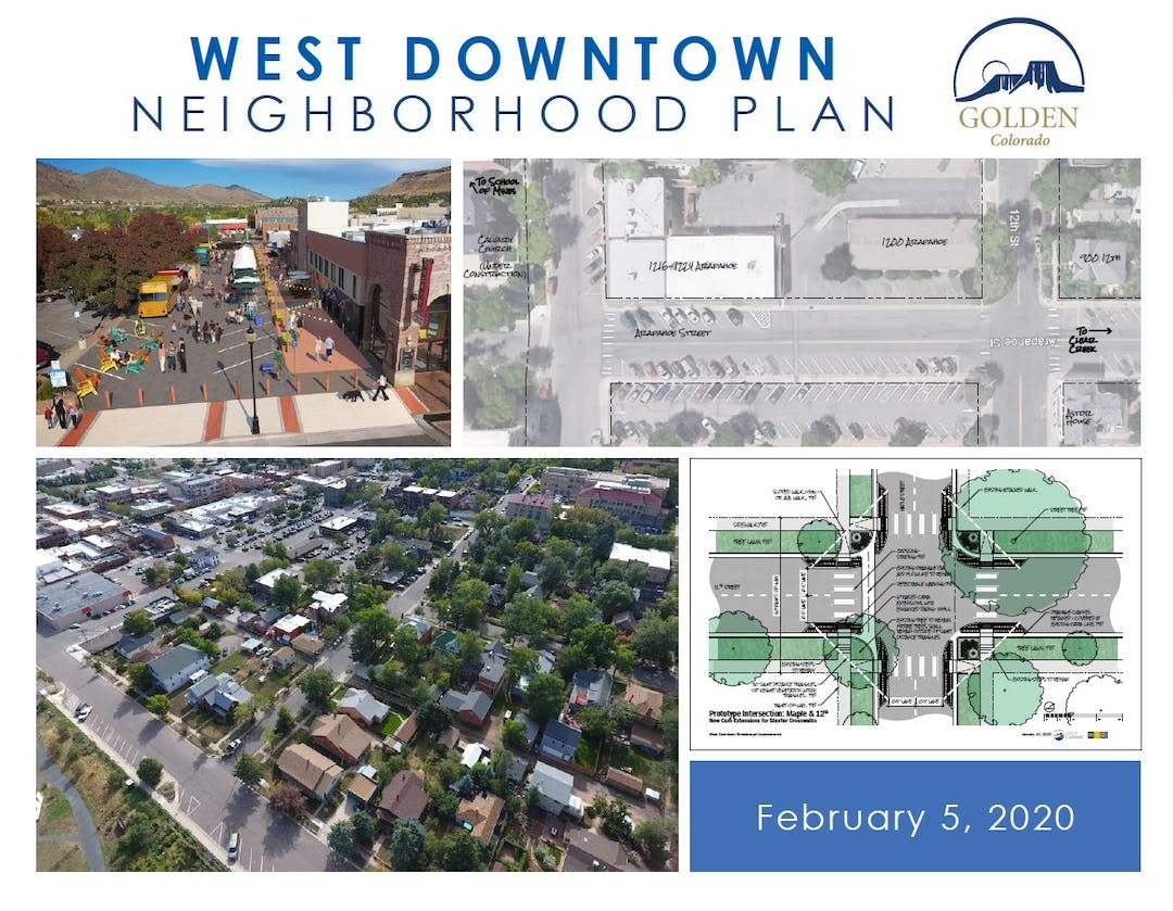 West Downtown Plan