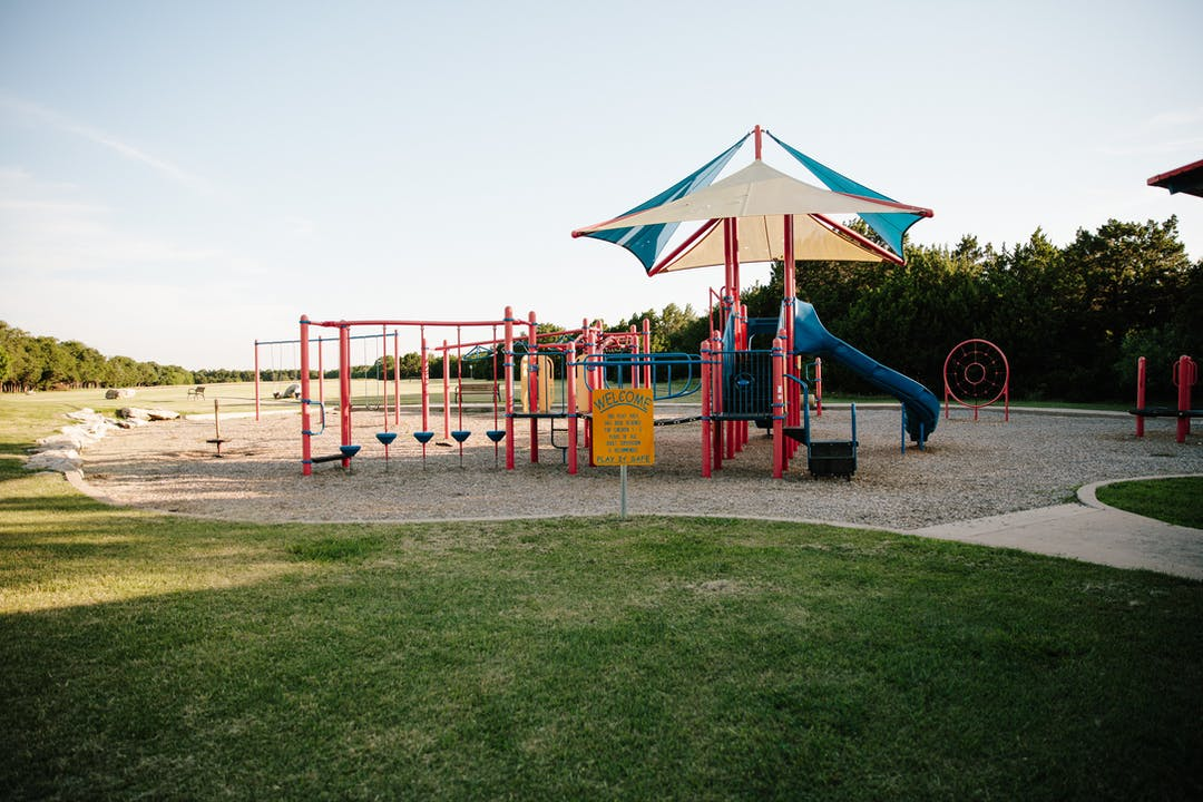 Playground at Kingswood Park