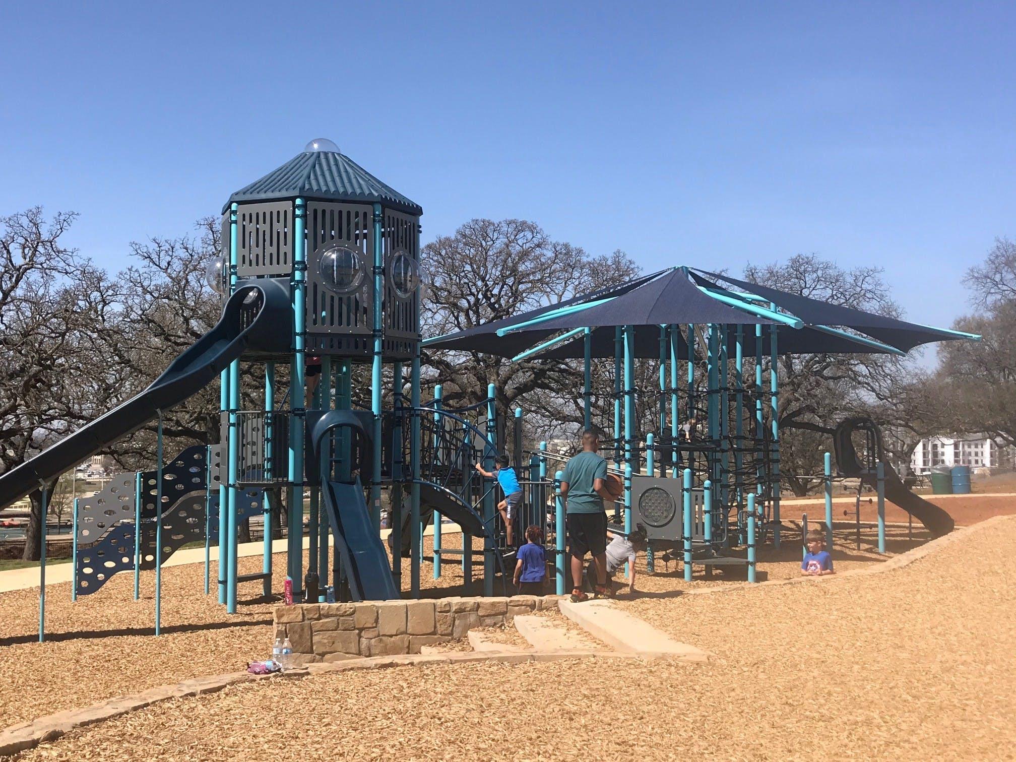 NEW Playground at McKenna Park