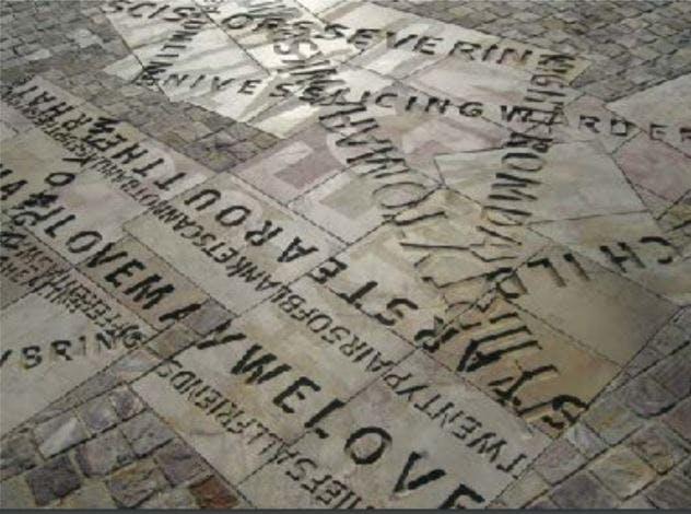 stamped concrete words.JPG