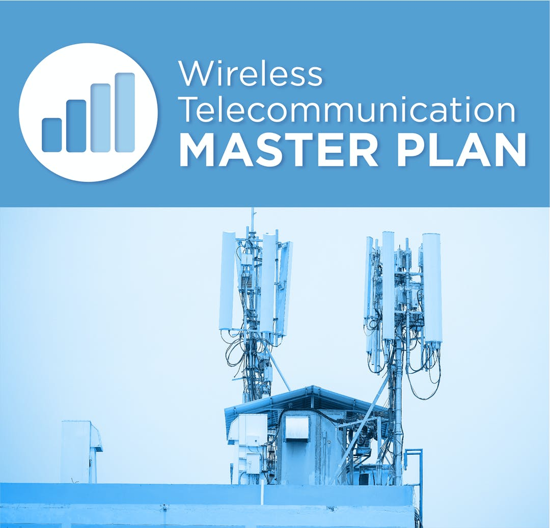 Wireless Master Plan Logo