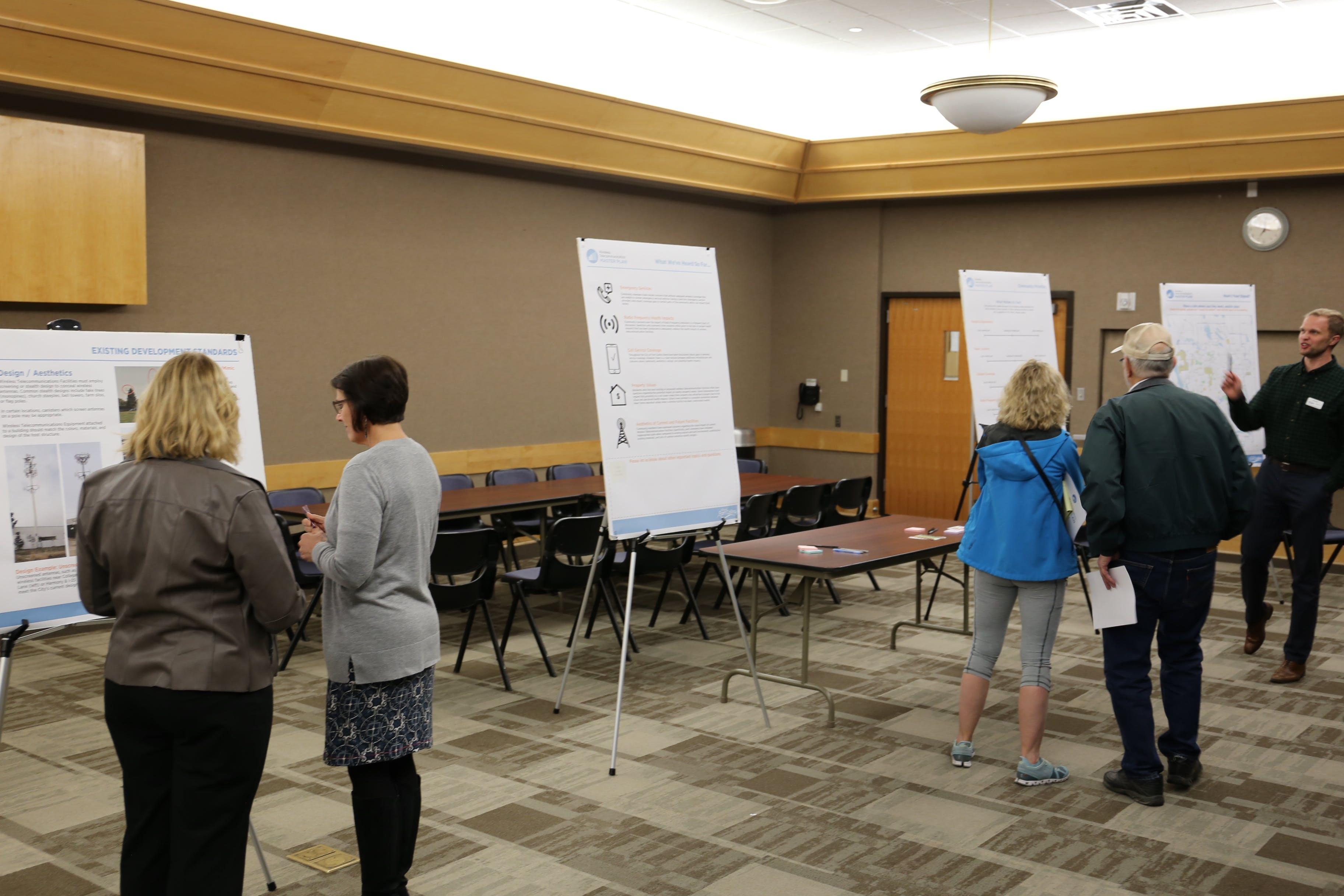 Kickoff Meeting - Senior Center