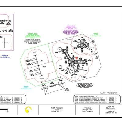 Calf Pasture Park Design