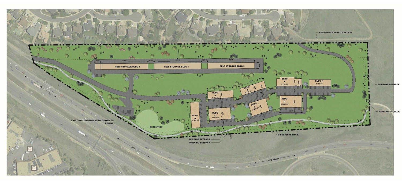 Overlook Conceptual Site Plan