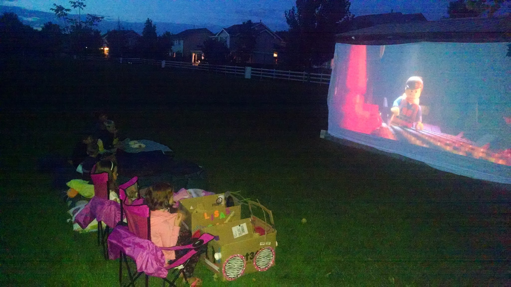 Golden Ponds Movie Night 2015