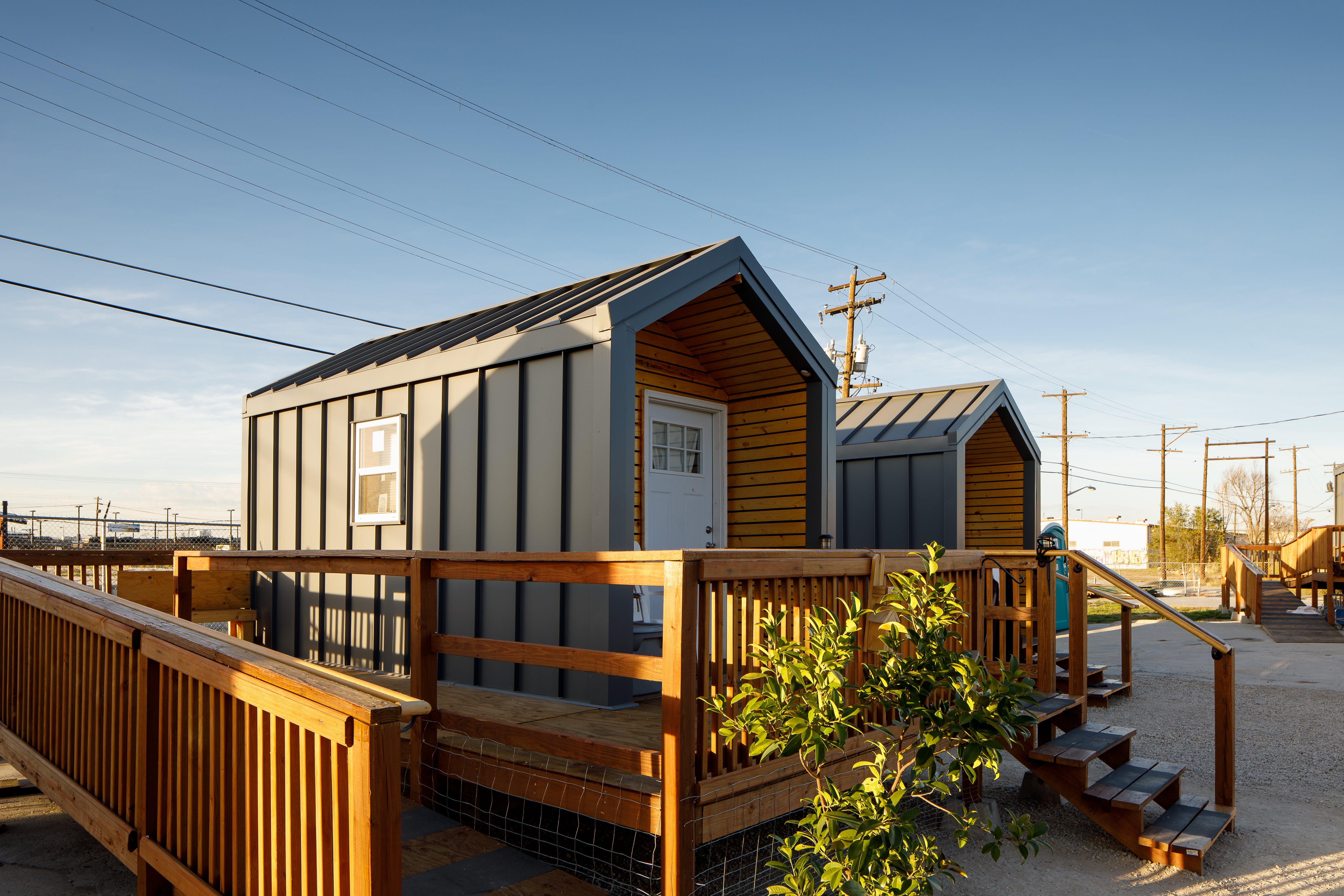 Tiny Homes 2