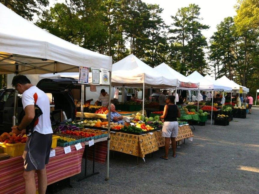 Golden Farmer's Market