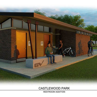 Castlewood Elevation 2