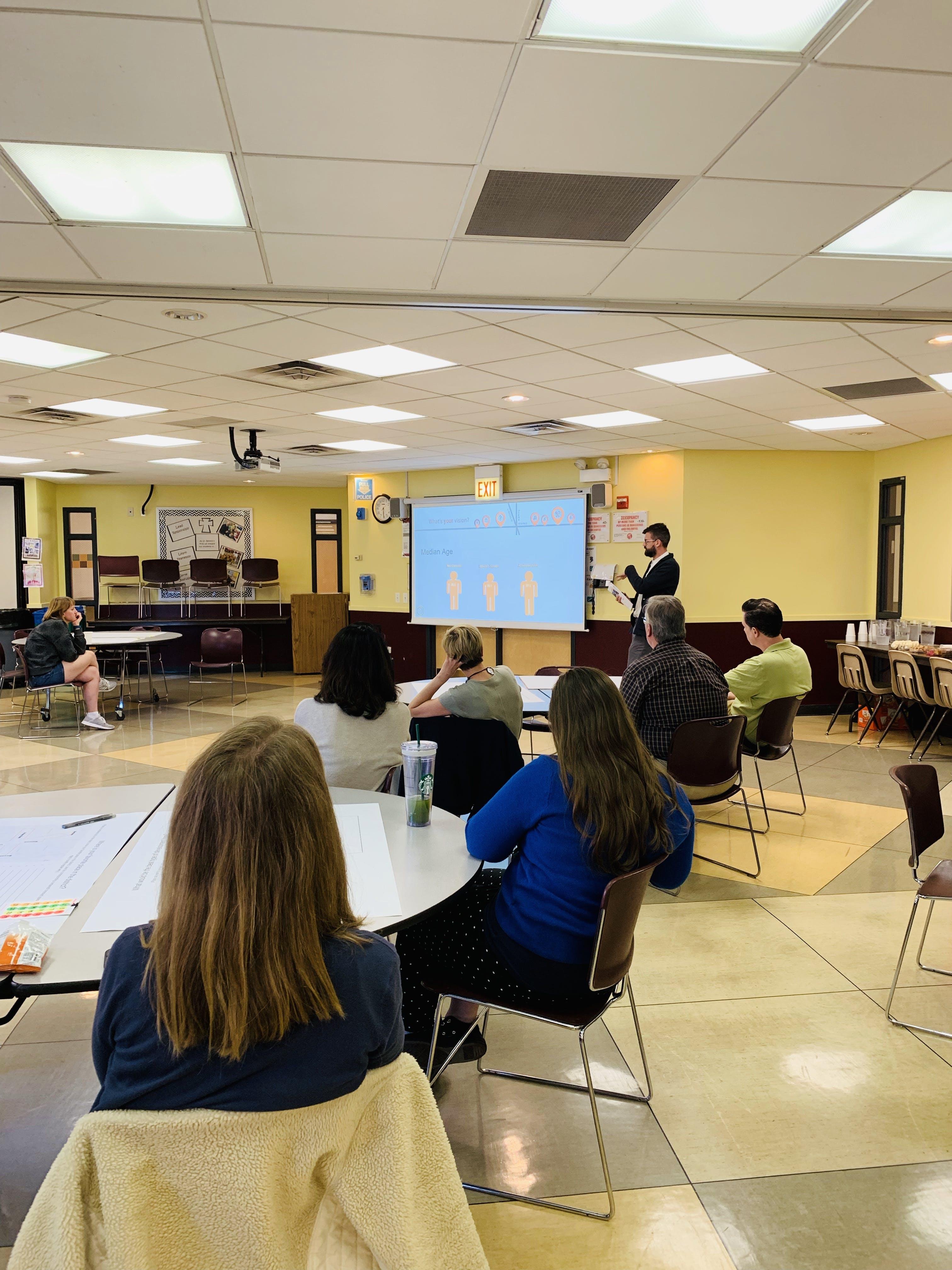 Community meeting #1 presentation