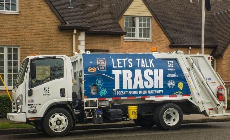 Lets Talk Trash