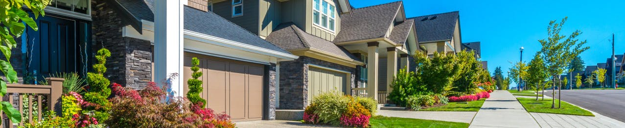 Residential Estate Lot Coverage