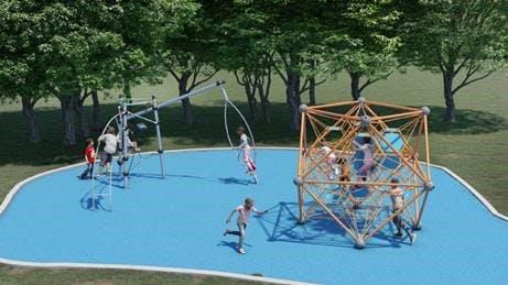 Liberty Park Rendering