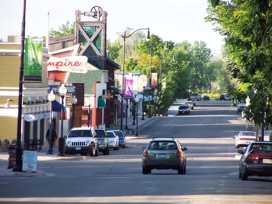 Main street 6 08