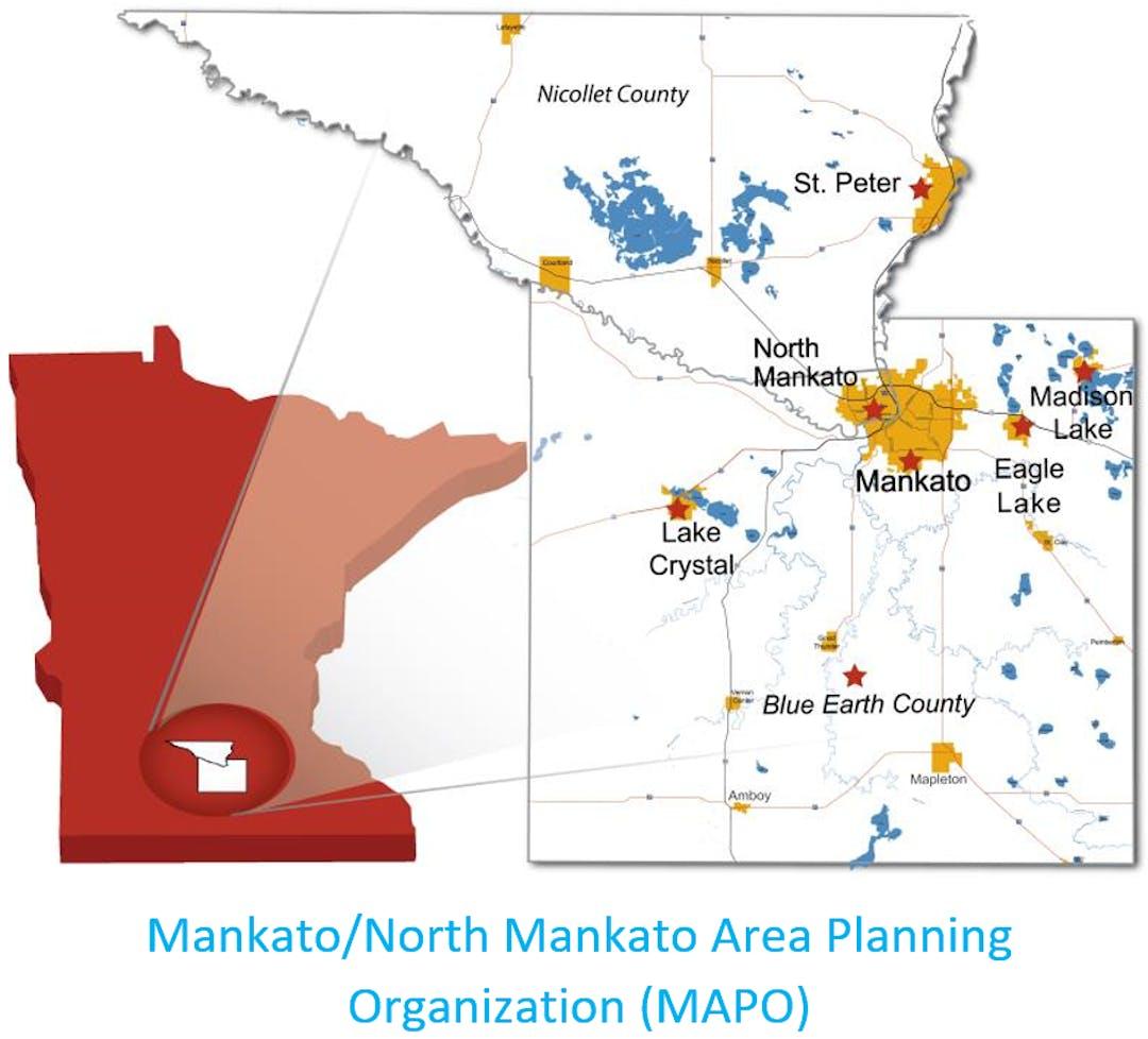 Mankato/North Mankato Area Planning Organization (MAPO)