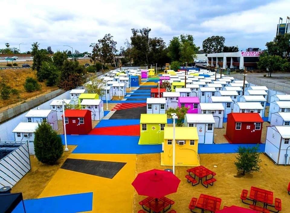 Pallet Shelter Community