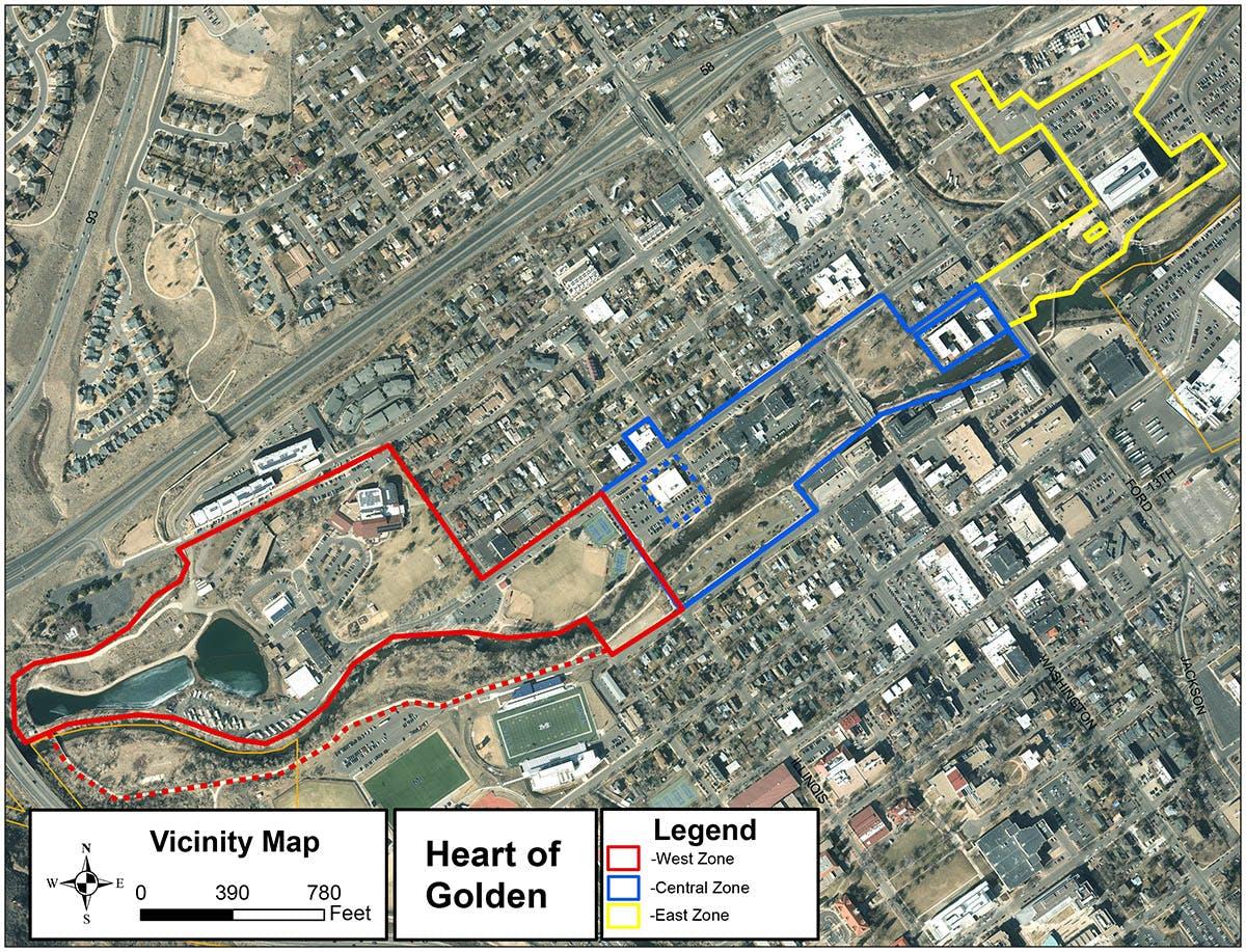 Heart Of Golden 2020 Map