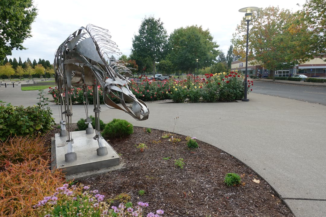 The City now offers a virtual tour of art in Wilsonville. Take the tour or share your experience interacting with art in Wilsonville.