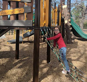 New Playground at Denia Park