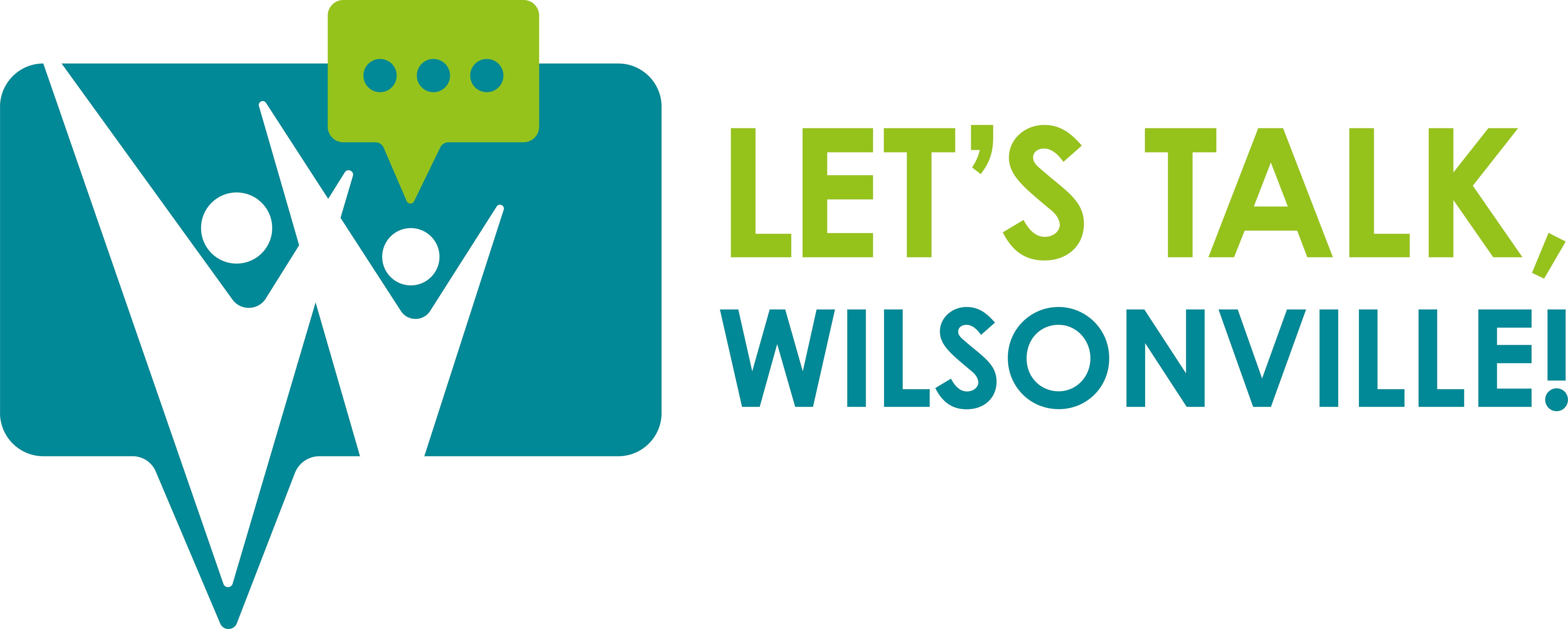 Let's Talk, Wilsonville!