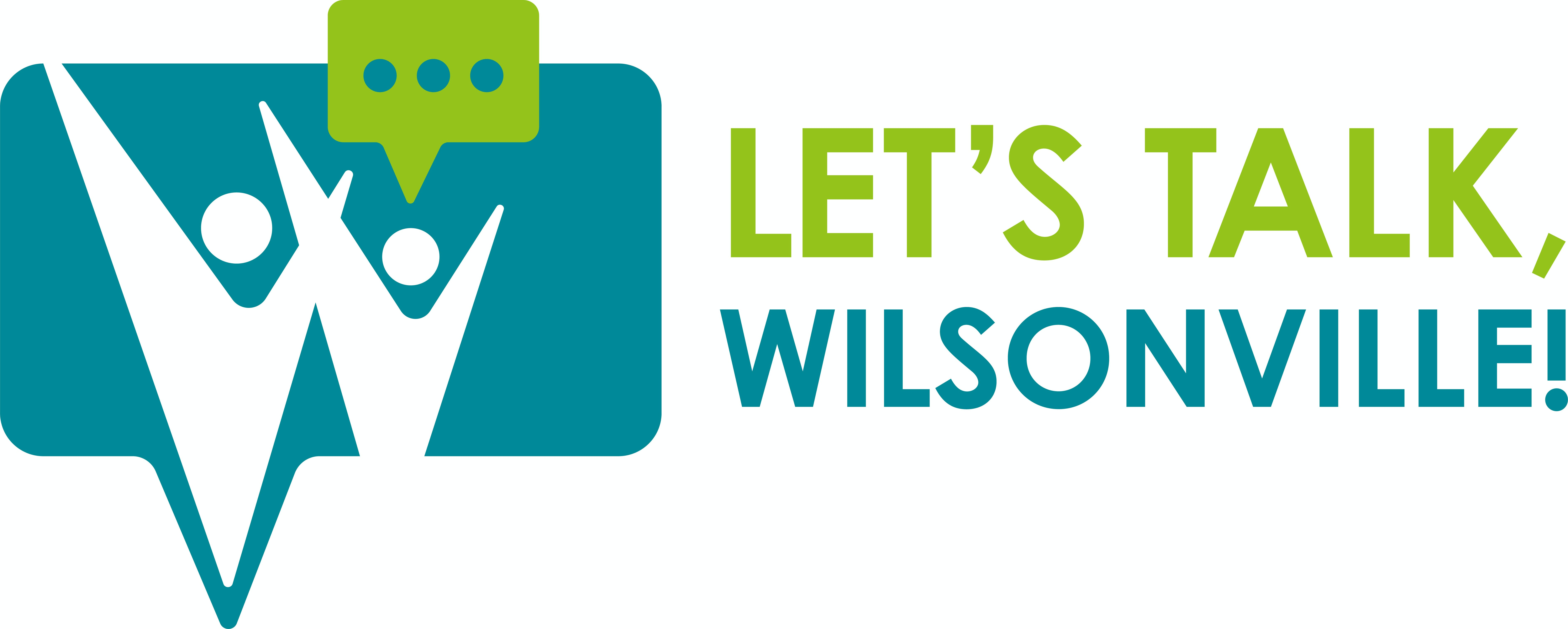 Let's Talk, Wilsonville!