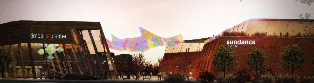 Mock up image of Park City Arts & Culture District