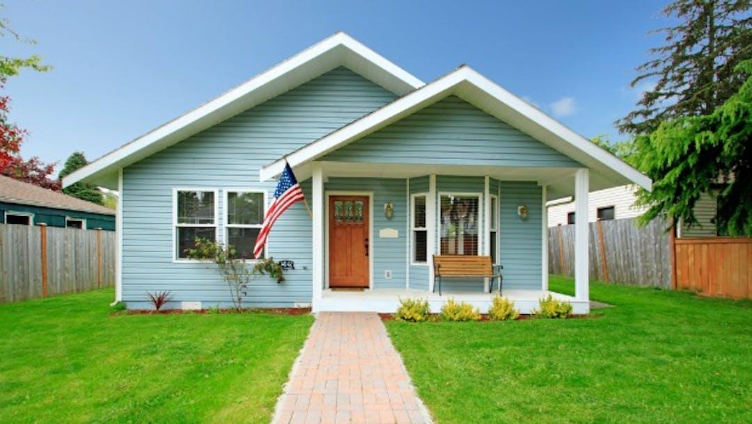 short term rental house