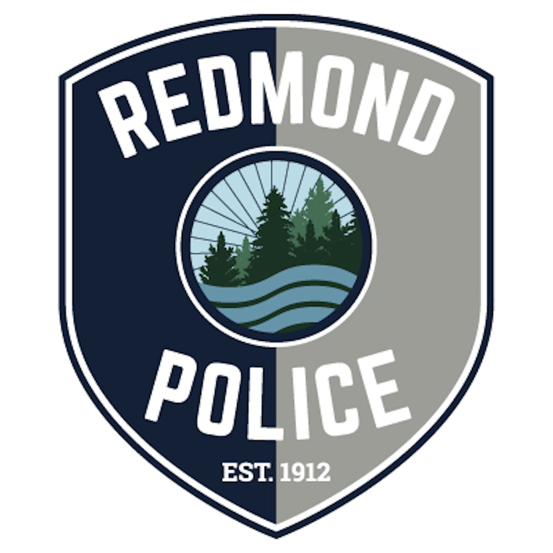 Image of Redmond Police Department patch