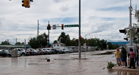 Longmont Flood September 13, 2013