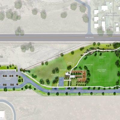 Sugar Beet Park Plan