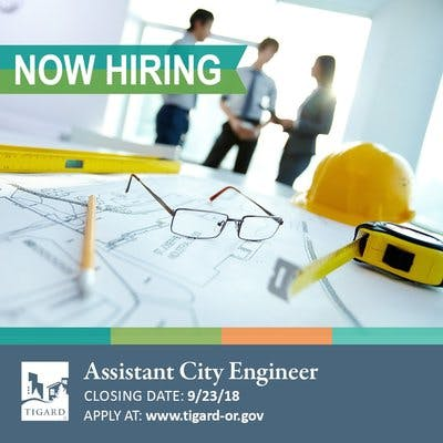 Assistant City Engineer