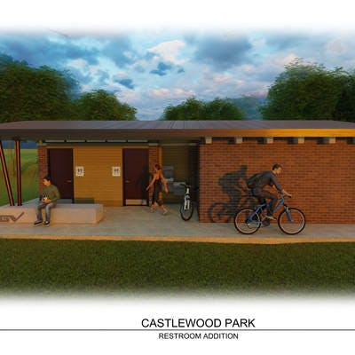 Castlewood Elevation 1