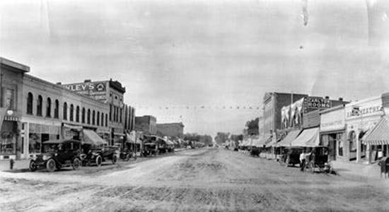 Historical Main Street
