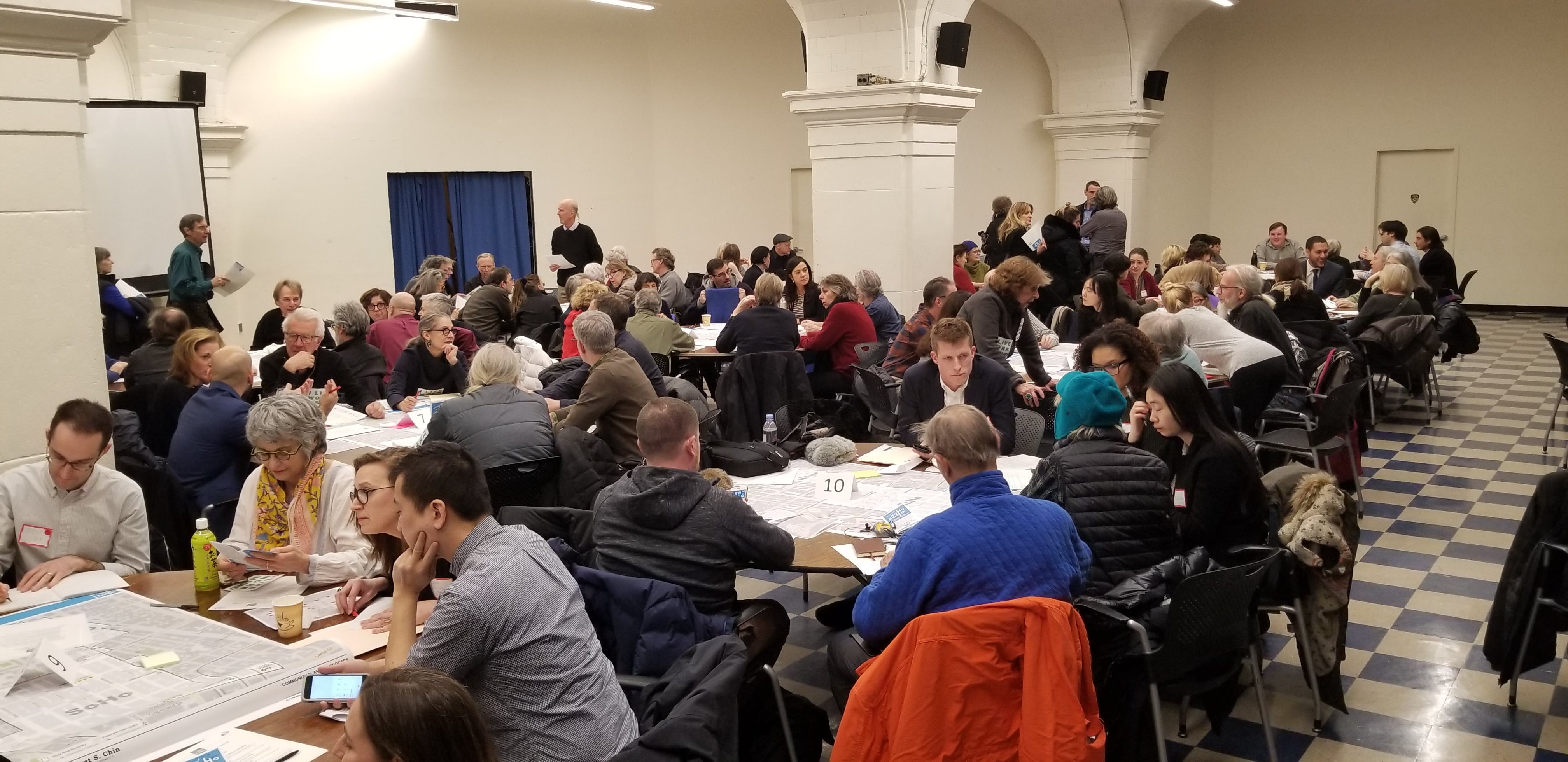 Public Workshop 1, Feb 28, 2019