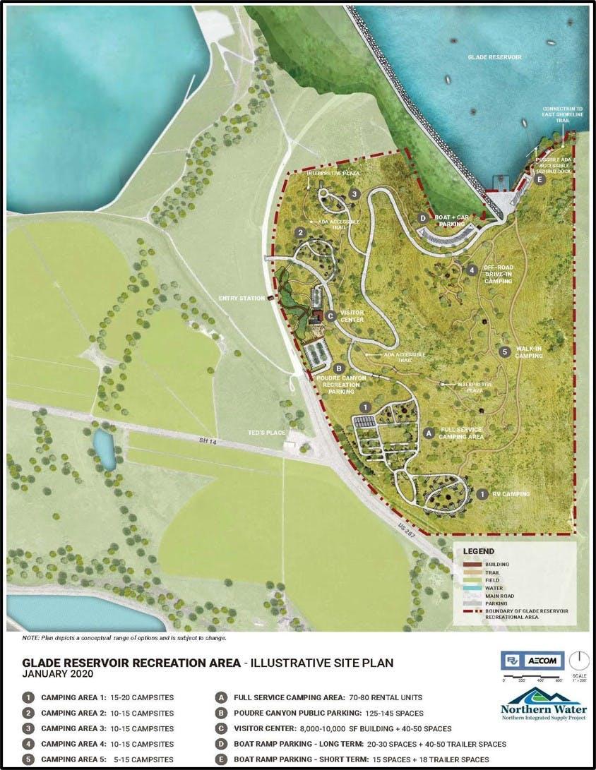 Recreation Concept Plan