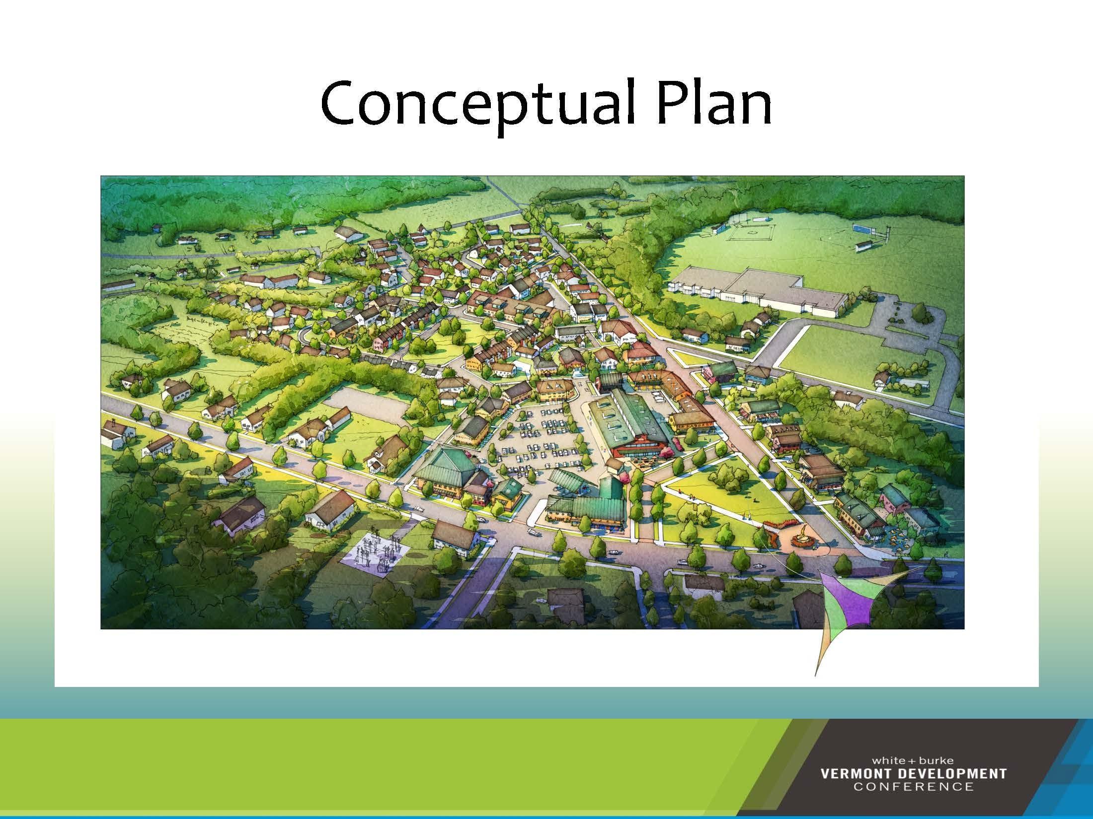 Conceptial Plan