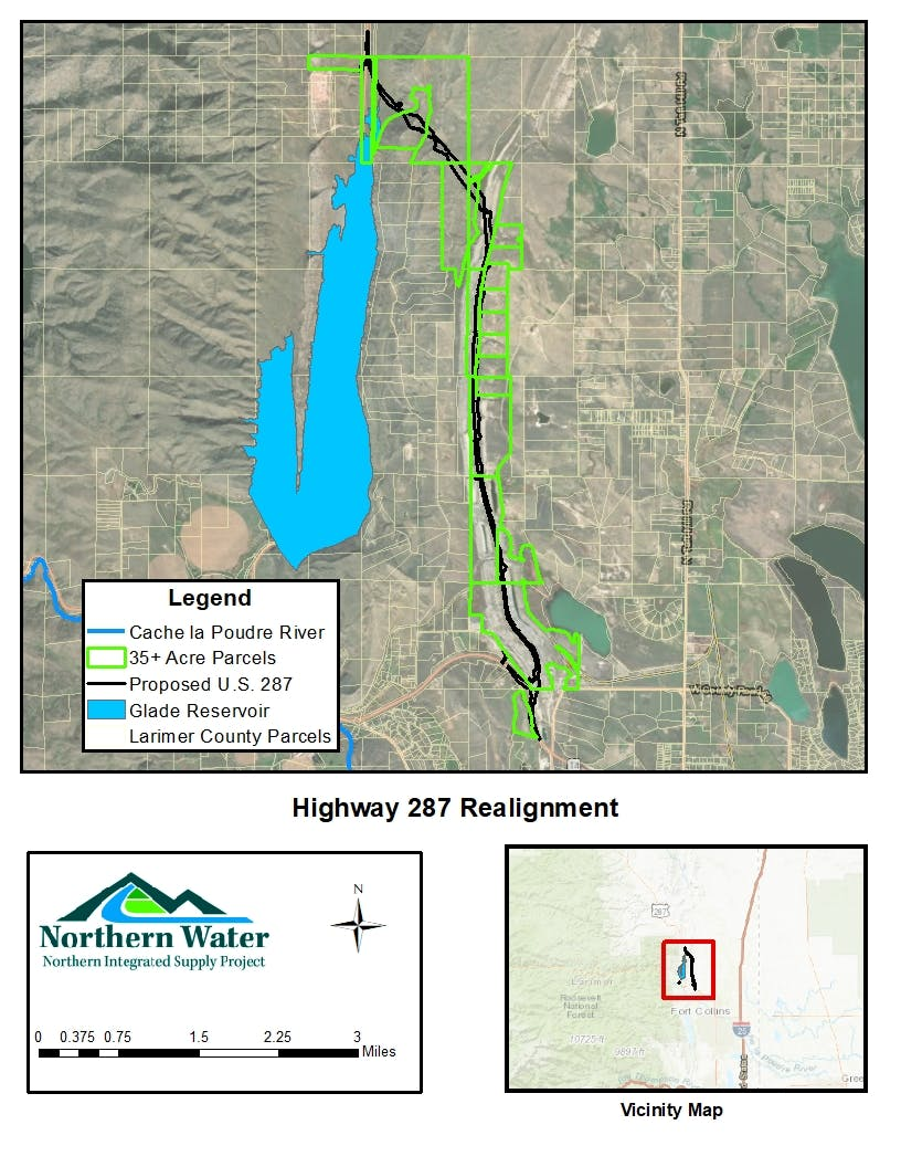 U.S. Hwy. 287 Realignment