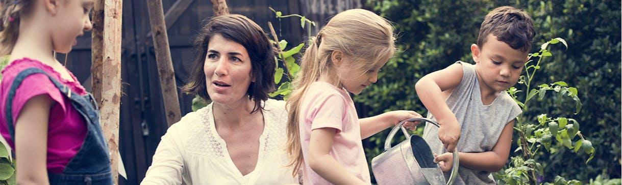 Gardening with Children - MU Extension