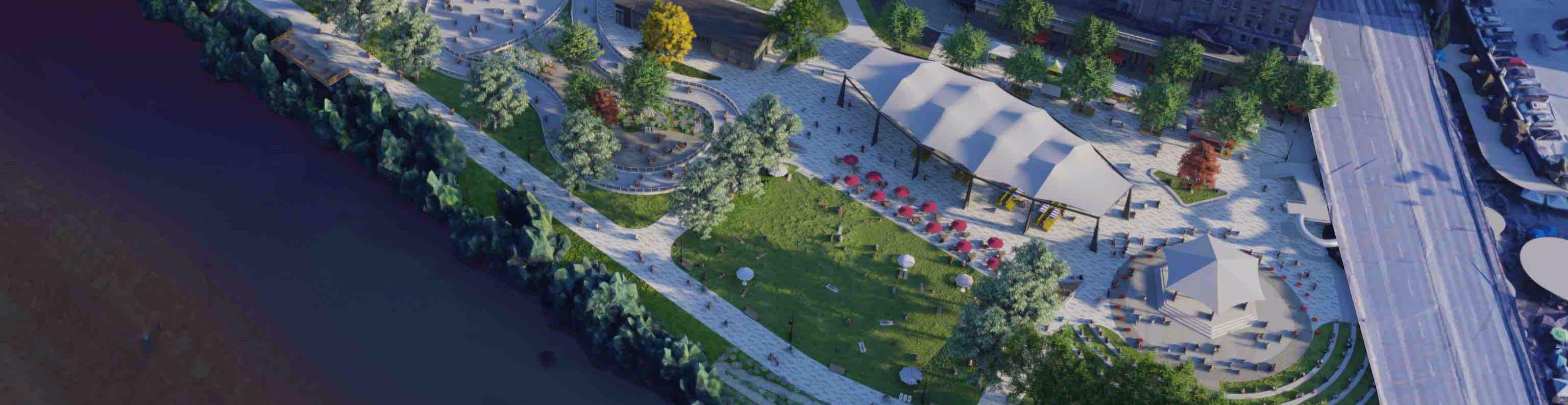 A Grand Vision for Caras Park