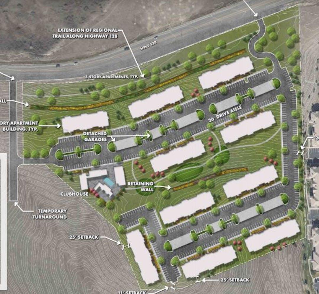 Watermark at Broomfield Plan