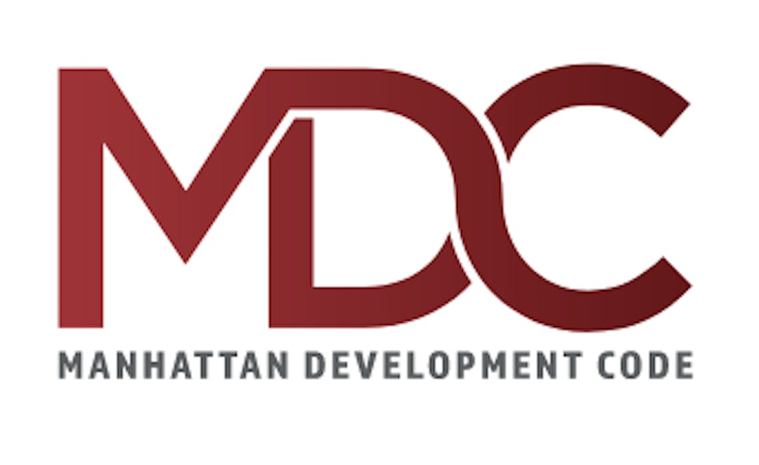 Logo for the Manhattan Development Code